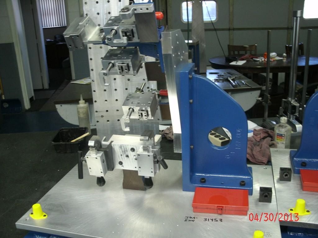 Tooling A Pillar CMM Holding Fixture(2)