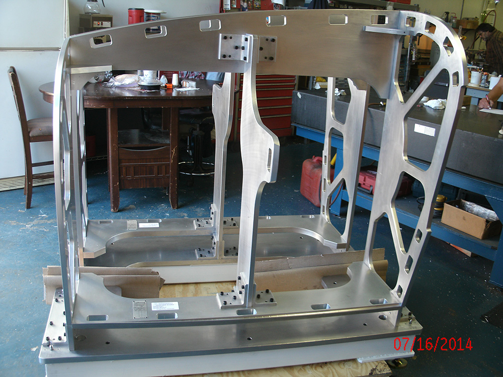 Tooling Aircraft Assembly Fixture (2)