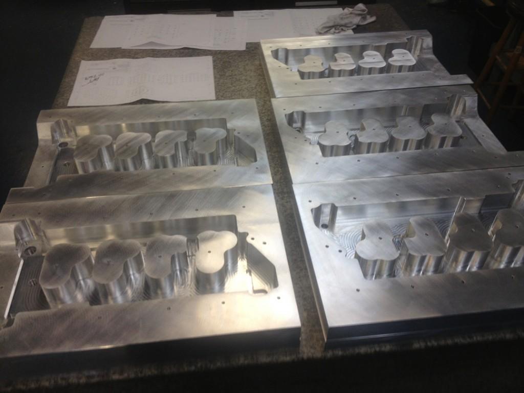 Tooling Manifold Pressure Test Fixture
