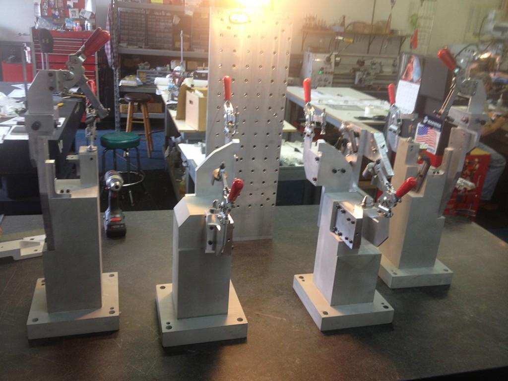 Tooling Prototype Welding Fixture