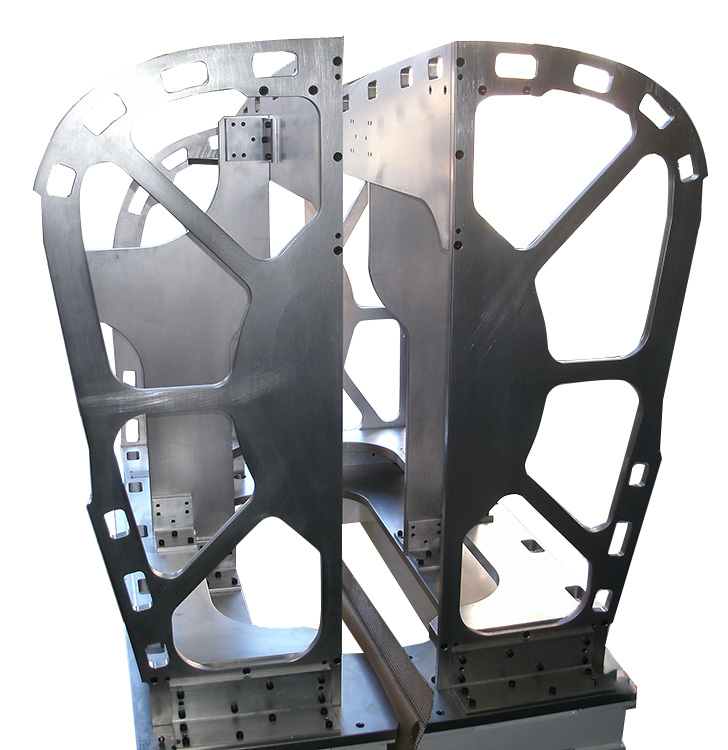 Tooling Aircraft Rivet Assembly Fixture
