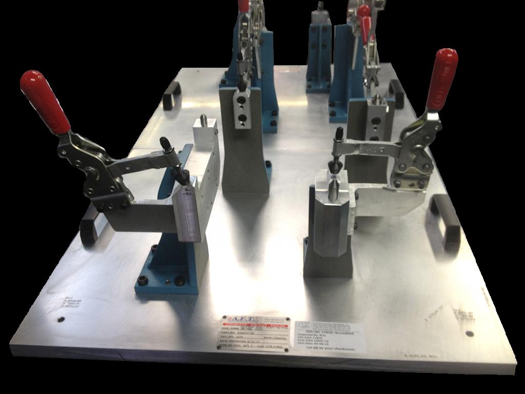 Tooling Prototype Welding Fixture(2)